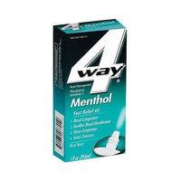 4 Way 4-way Fast Acting Menthol Nasal Spray 1 Oz.