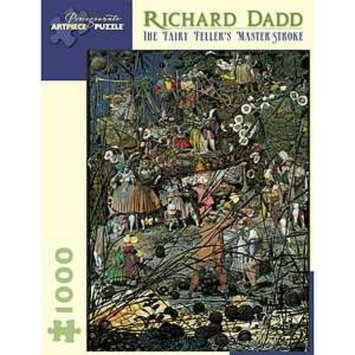 Pomegranate Communications Richard Dadd The Fairy Feller's Master-Stroke Puzzle 1000 Pcs Ages 12+