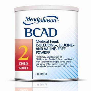 Mead Johnson BCAD 2: Isoleucine
