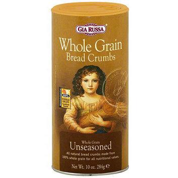 Gia Russa Whole Grain Unseasoned Bread Crumbs