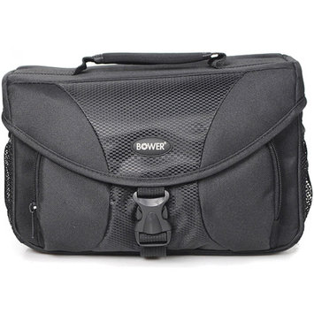 Bower Digital Universal DSLR Gadget Bag, Black