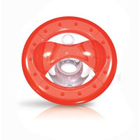 Nuby Cherry Softflex Pacifier, 6 Months and Above, Colors May Vary (Discontinued by Manufacturer)