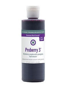D'Adamo Personalized Nutrition ProBerry 3 liquid 8oz (F)