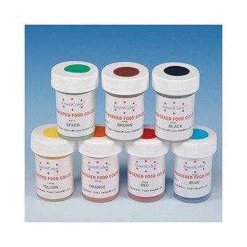 Americolor Powder Food Color, 3gm, Orange