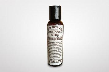 Hyaluronic Acid Serum Organic Lilie De Vallee 2 oz Liquid