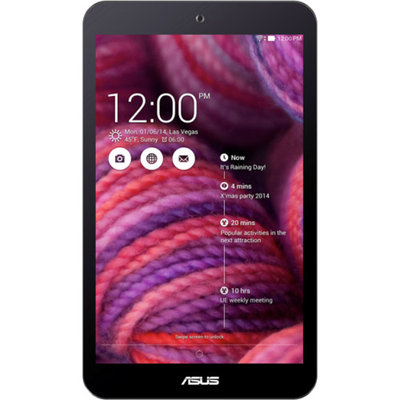 ASUS MeMO Pad 8 ME181C - Tablet - Android 4.4 (KitKat) - 16 GB Embedded MultiMediaCard - 8