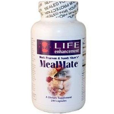Life Enhancement, MealMate, 240 Capsules