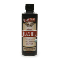 Barlean's Organic Oils 100% Organic Flax Oil