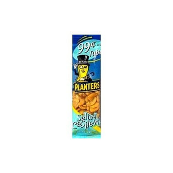 Planters Tube Cashew 1.5 oz. (Pack of 18)