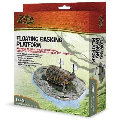 Zilla 11511 Floating Basking Platform, Large