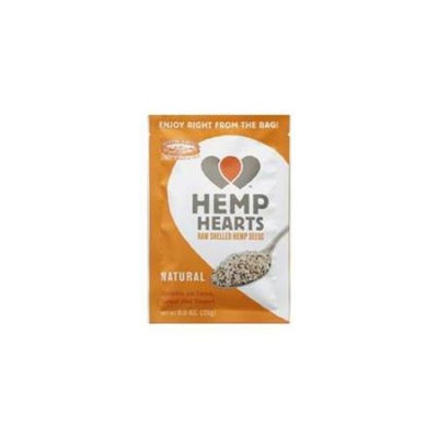 Manitba Harvest Manitoba Harvest Hemp Heart Shelled Single, 0. 9 Oz, Case of 12