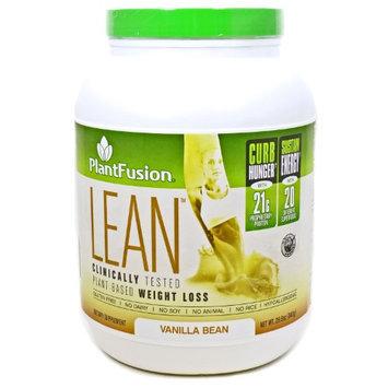 PlantFusion Lean Vanilla PlantFusion 29.6 oz Powder