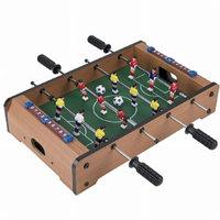 Trademark Games Mini Table Top Foosball w/ Accessories
