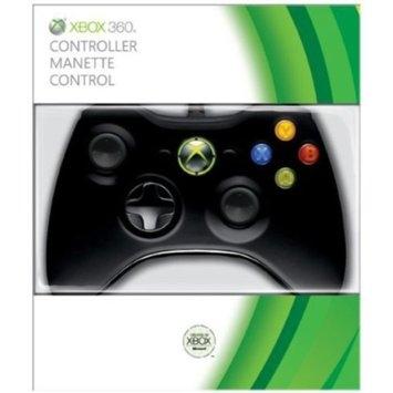 Microsoft XBOX 360 Wired Controller - Black (XBOX 360)