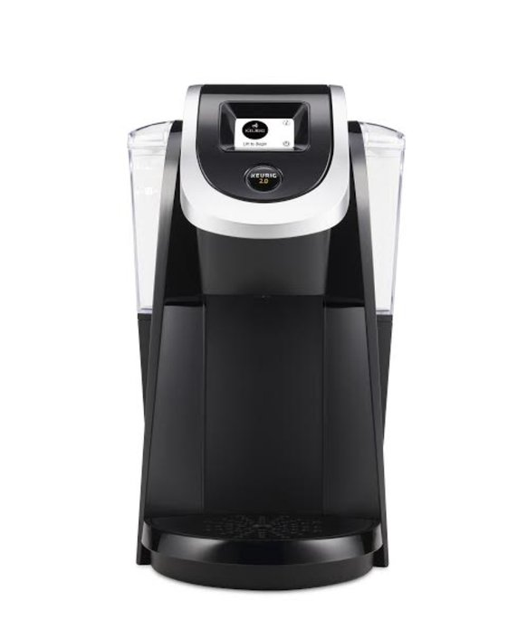 how to make pot of coffee in keurig 2.0