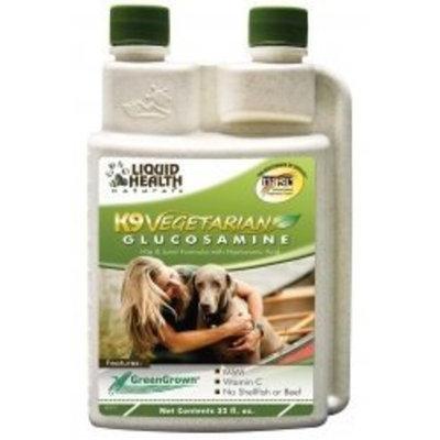 Liquid Health Inc K9 Vegetarian Glucosamine (formerly K-9 Glucosamine & HA) by Liquid Health - 32 oz.