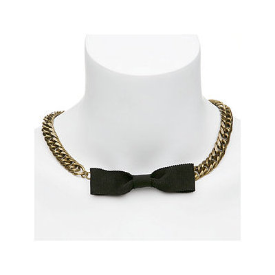 Brandy Pham Bella Bow Necklace