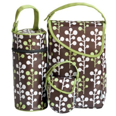 JJ Cole Travel Pod Set, Cocoa Tree (Discontinued by Manufacturer)