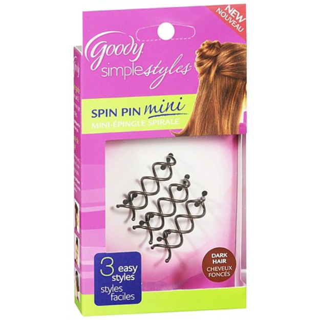 Goody Simple Styles Spin Pin Mini