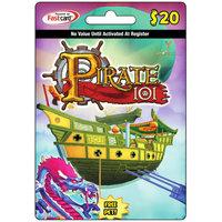 inComm KingsIsle Pirates101 $20 Card