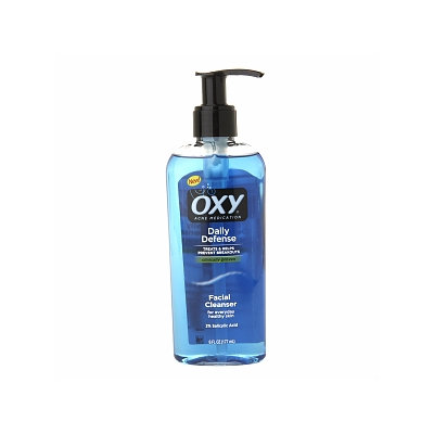 OXY Daily Defense Facial Cleanser