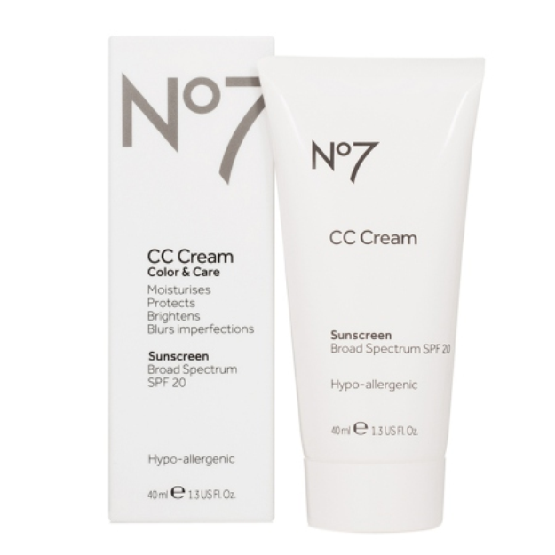 No7 CC Cream