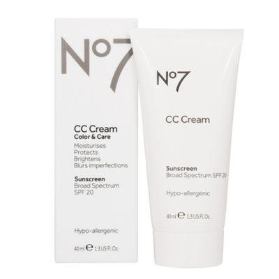 No7 CC Cream