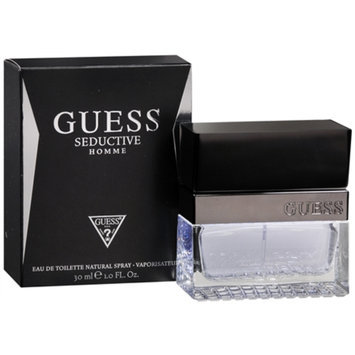 Guess Seductive Eau de Toilette for Men, 1 fl oz