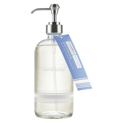 The Caldrea Company Caldrea Collection Refillable Glass Hand Soap 16 fl. oz.