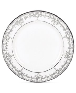 Marchesa By Lenox Marchesa by Lenox Empire Pearl Appetizer Plate