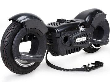 Big Toys MotoTec Wheelman V2 50cc Gas Black