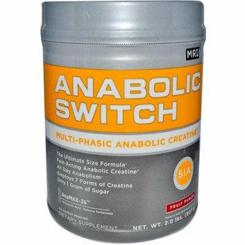 MRI Anabolic Switch Fruit Punch 2.2 lbs
