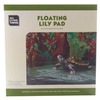 All Living ThingsA Floating Lily Pad Reptile Ornament