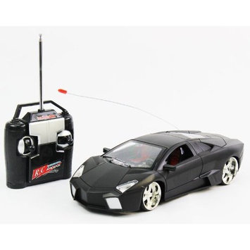 1:18 Scale Lamborghini Murcielago LP-670 (Black) High Quality working headlights, underlights, Full Function