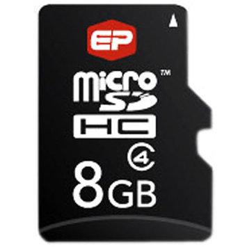 ACP-EP EPSDHCM/8GB-4 microSD High Capacity (microSDHC)