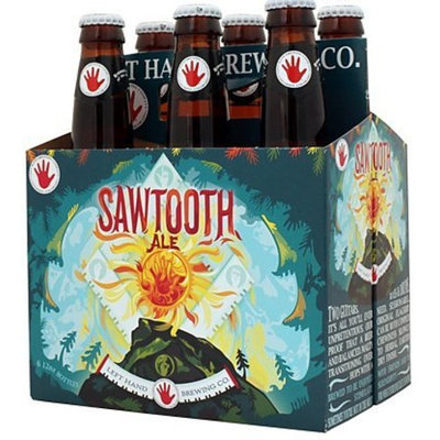 Left Hand Brewing Sawtooth Ale 12 OZ