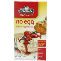 OrgraN No Egg Natural Egg Replacer, 7-Ounce Packages (Pack of 8)