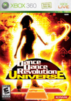 Konami Dance Dance Revolution: Universe - Game Only