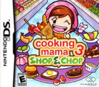 Majesco Cooking Mama 3  Shop & Chop