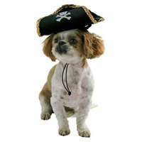 Boots & Barkley Evergreen Pirate Boy/Girl Hat-style A S/M : L/XL