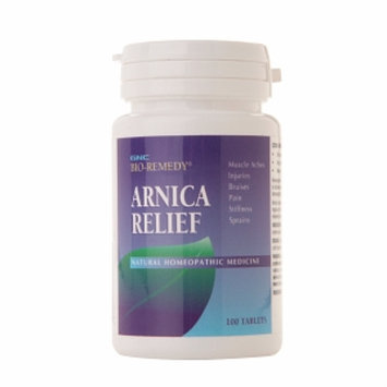 GNC Bio Remedy Arnica Relief Natural Homeopathic