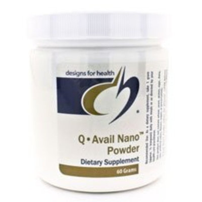 Designs for Health - Q-Avail Nano Powder - 60g