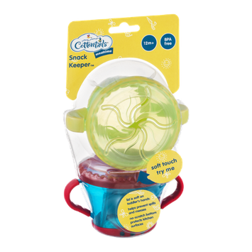 Cottontails Mealtime Snack Keeper - 2 CT