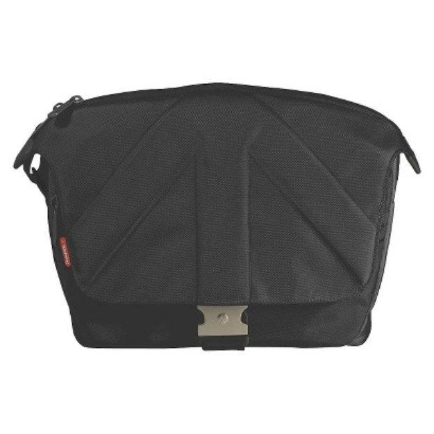 Manfrotto Unica Digital Camera Messenger Bag - Black (MB SM390TG-1BB)
