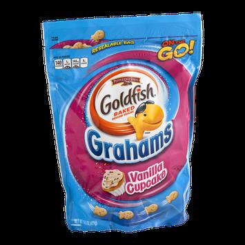 Goldfish® Grahams On The Go! Vanilla Cupcake