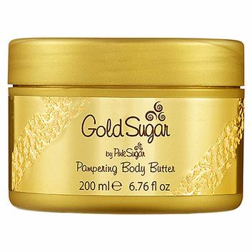 Aquolina Gold Sugar Body Butter 6.76 oz