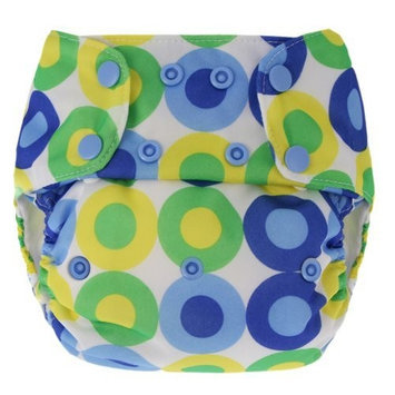 Blueberry Deluxe Diaper, Marina (Discontinued by Manufacturer)