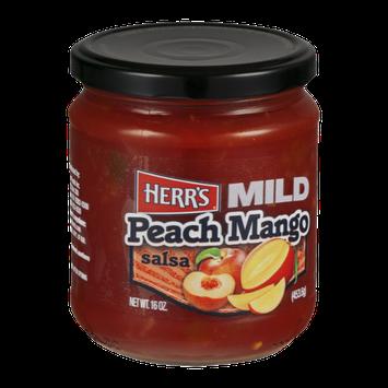 Herr's Salsa Peach Mango Mild