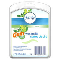 Febreze Gain Original Scent Wax Melts 2.75 oz