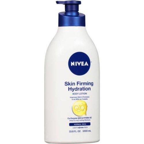 NIVEA Skin Firming Hydration Body Lotion, 33.8 fl oz